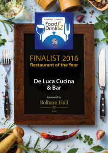 Food-&-Drink-Certificate-Restaurant-of-the-Year---De-Luca