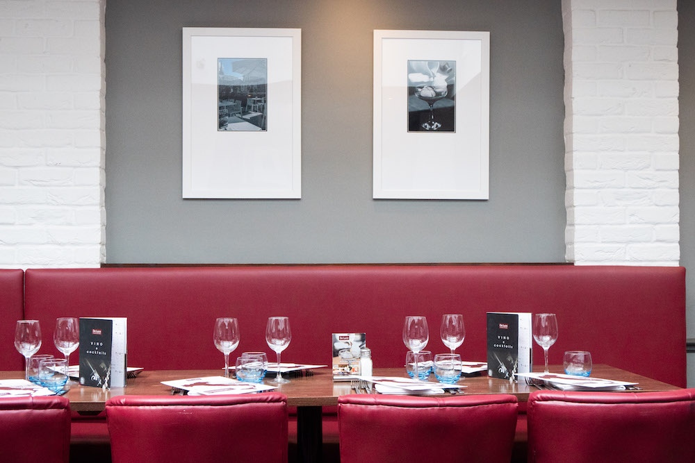 Italian Restaurant Cambridge Cocktail Bar And Function Room